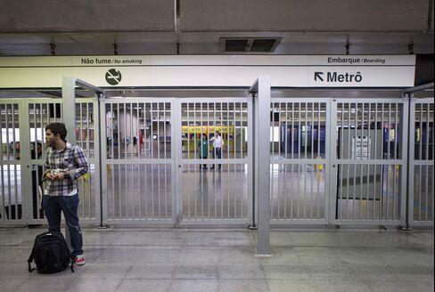 Sao Paulo Subway Strike