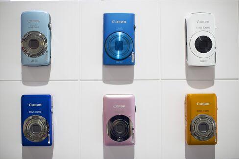 Canon's PowerShot Cameras