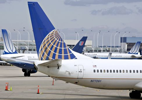 Four U.S. Airlines Sued by Patent Holder
