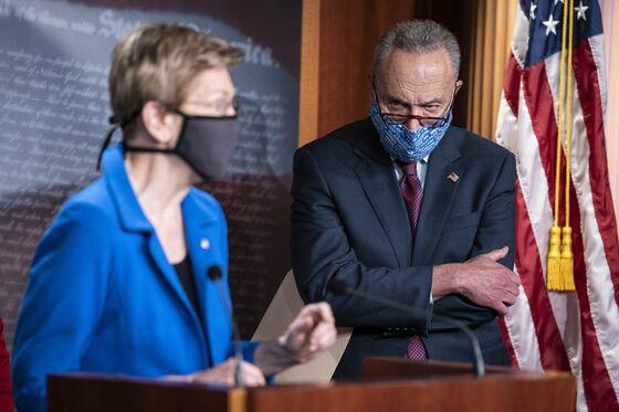 Schumer, Warren Challenge Biden on Student Debt Cancellation