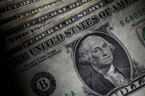 dollar Falls to Record Low, Stocks Slide