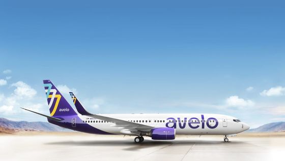 Low-Cost Carrier Avelo Starts Flights With an Eye on Southwest