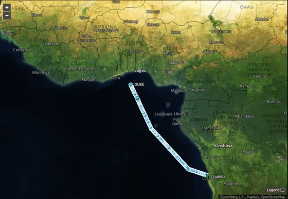 Oil Tanker Attacked in West Africa as Another Crew is Kidnapped