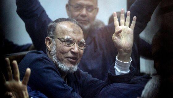 Senior Egyptian Muslim Brotherhood Leader Dies in Cairo Prison