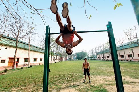 Corporate India Catches Olympic Fever