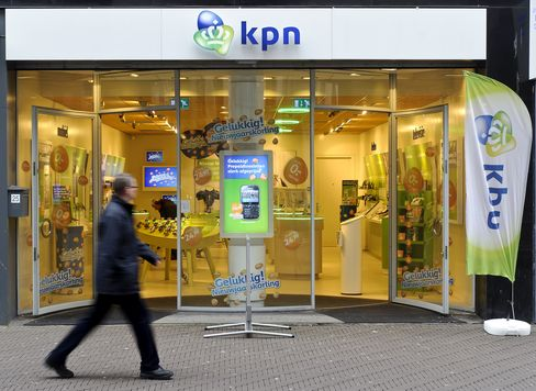 KPN to Raise $5.4 Billion as Earnings Miss Analysts' Estimates