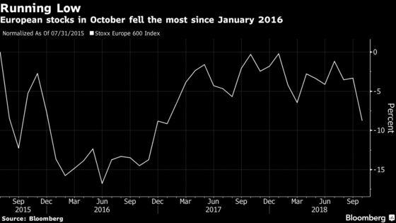 European Stocks Open Steady as Oil Equities Slide, ING Jumps