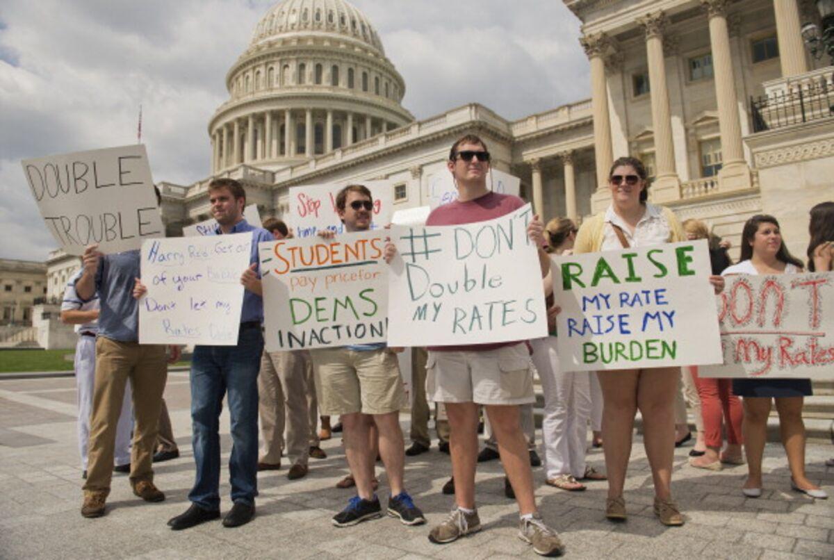 Give Millennials a Bailout