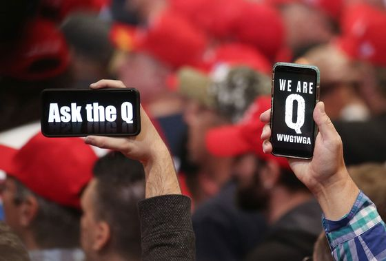 QAnon Is Running Amok, and the Time Has Come for Interventions