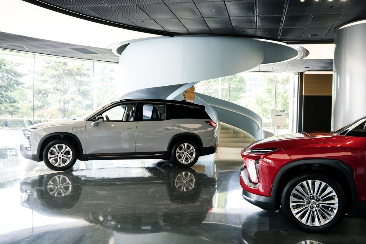 Chinese Automaker NIO Is Relying On Supplier Tesla Clashed With