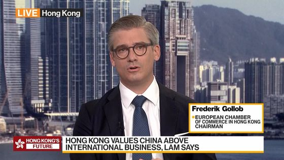 European Firms Consider Moving Staff From Hong Kong, Chamber Says