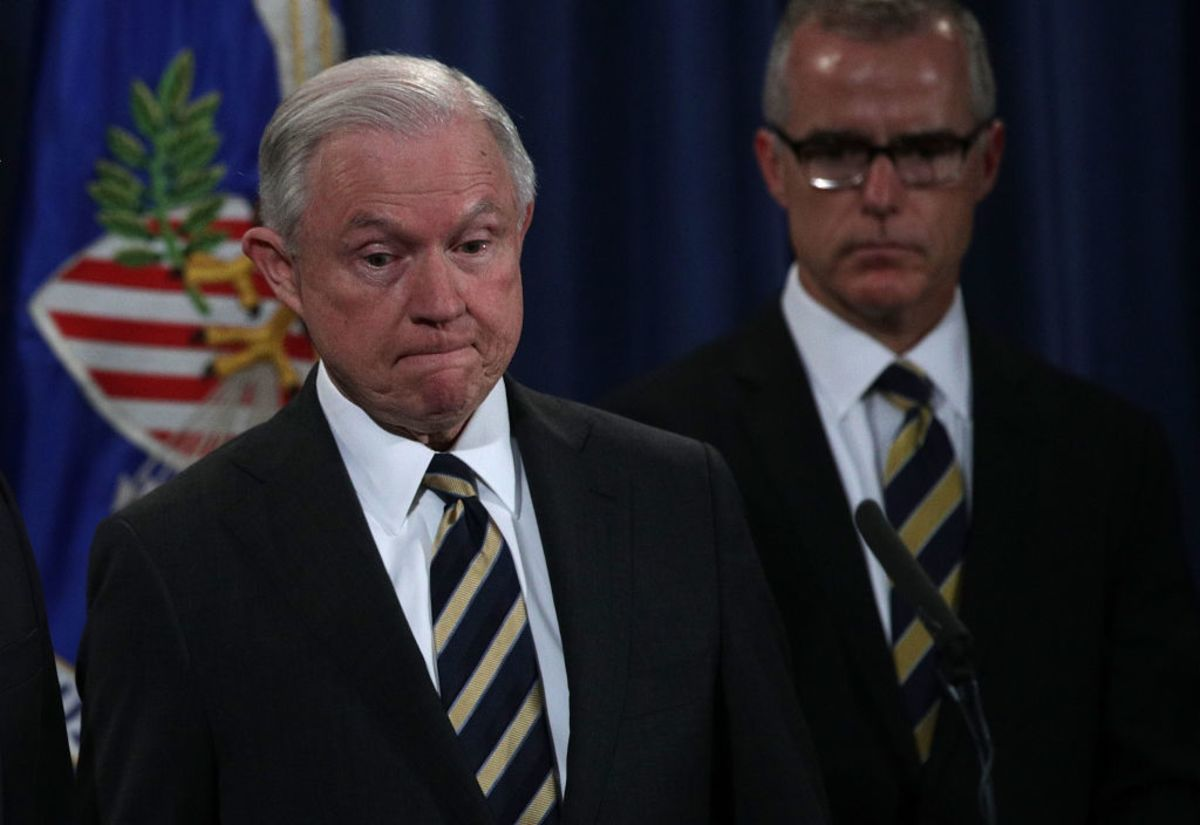 The Justice Department Is Headed Down a Dangerous Path