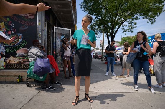 NYC Voters Chart Post-Pandemic Course After Fractious Mayor Race