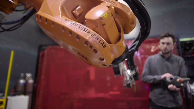 Robots taking jobs, wages from U.S. workers