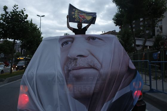 Erdogan - the World's Newest Strongman