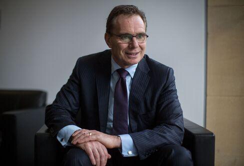 BHP Billiton Ltd. Chief Executive Officer Andrew Mackenzie Portraits