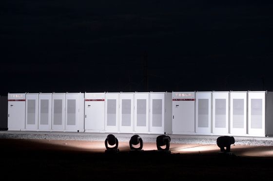 Musk's Outback Success Points to Bright Future for Battery Storage