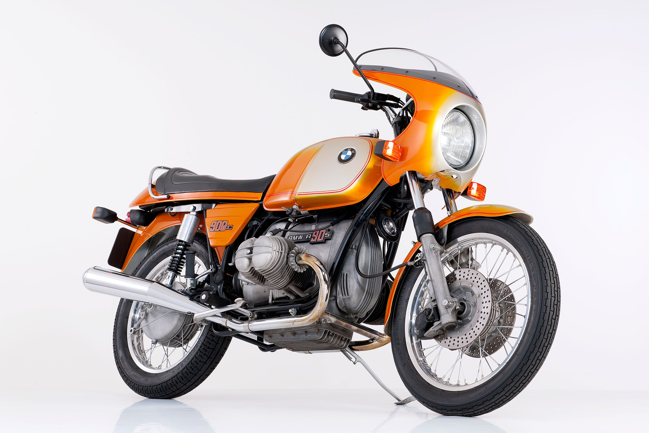The 1973 BMW R90S