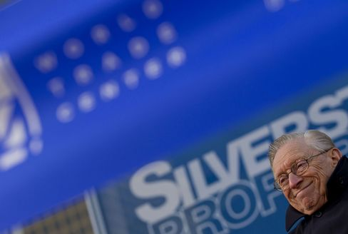 Silverstein Properties Inc. CEO Larry Silverstein