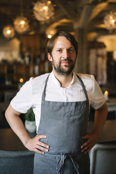 Noma's Rene Redzepi put Copenhagen on the global dining map.
