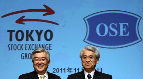 Tokyo-Osaka Seen as Best Bet After Exchange Deals Fail