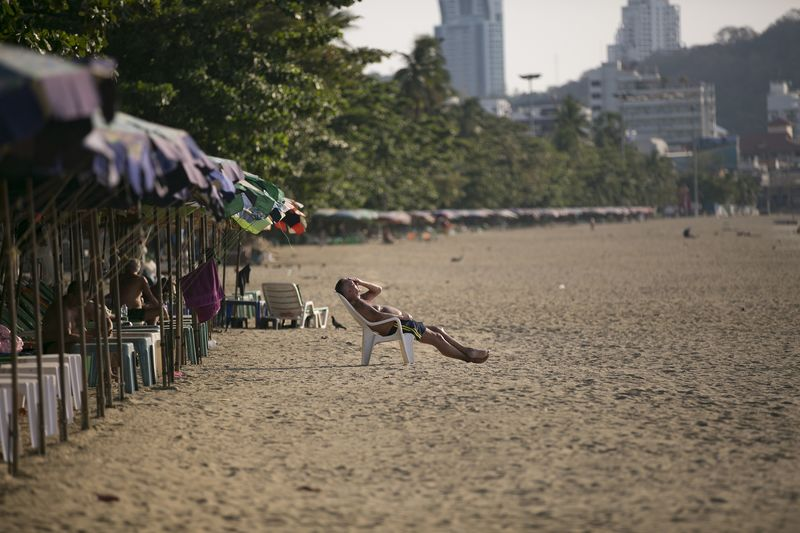 Thailand Imposes Partial Lockdown As The Coronavirus Continue To Spread