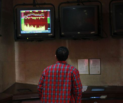 Last Trading Day of 2011China Stocks Rise, Paring Index's Biggest Annual Loss Since 2008
