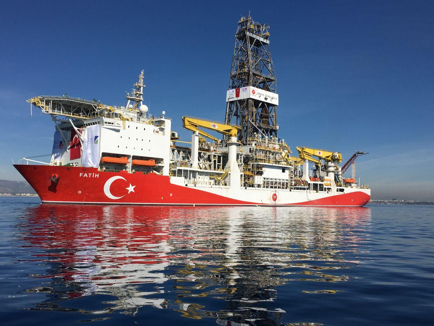 Erdoğan'ın Yeni Bir Dönem Yemin Ettiğine Göre Türkiye Karadeniz'de Enerji Buluyor