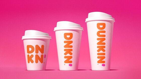 Dunkin' Donuts Rebrands as Dunkin'