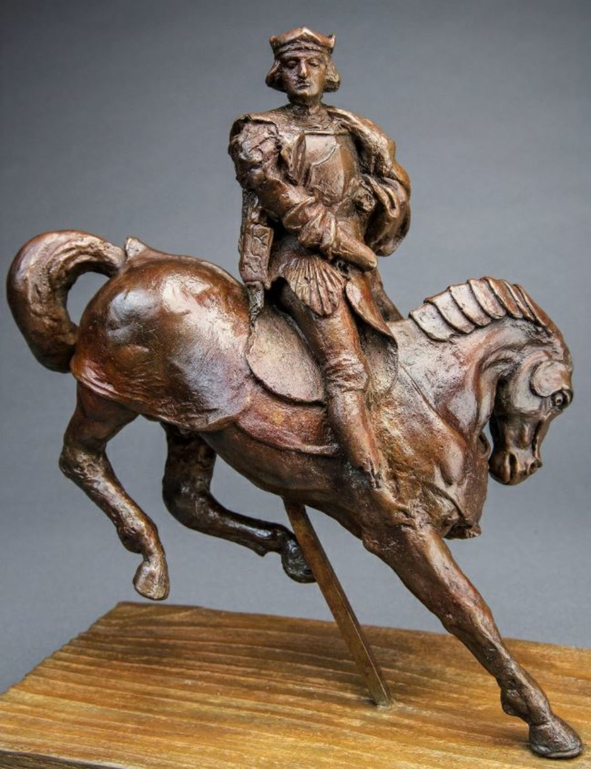 Da Vinci-Linked 'Horse and Rider' Flops at Auction in New York