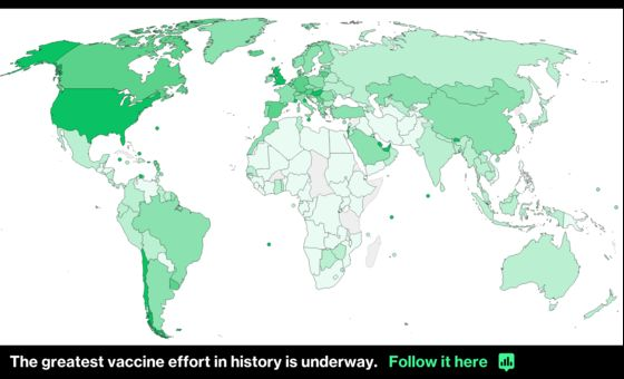 There's No Hidden U.S. Vaccine Stockpile Ready to Send Abroad