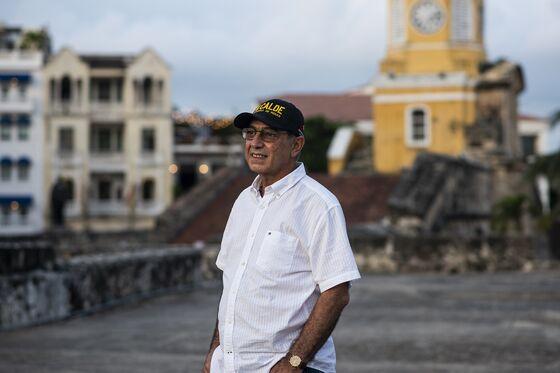 Ex-Blackstone VP Elected Cartagena Mayor Plans $1 Billion Fund