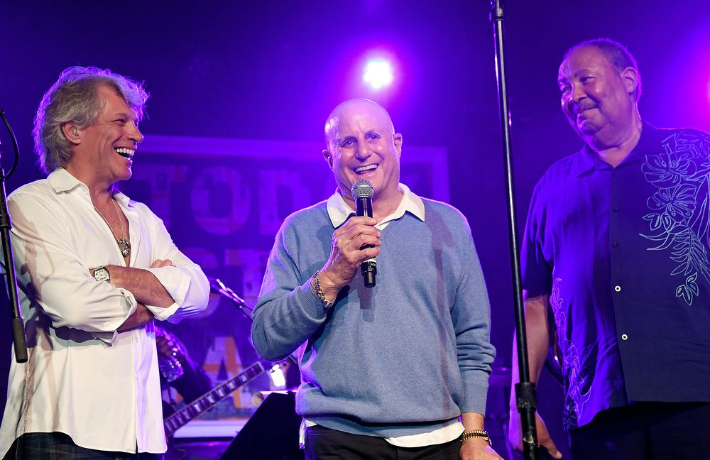 Ron Perelman Draws Hollywood, Wall Street for `Bittersweet' Bash