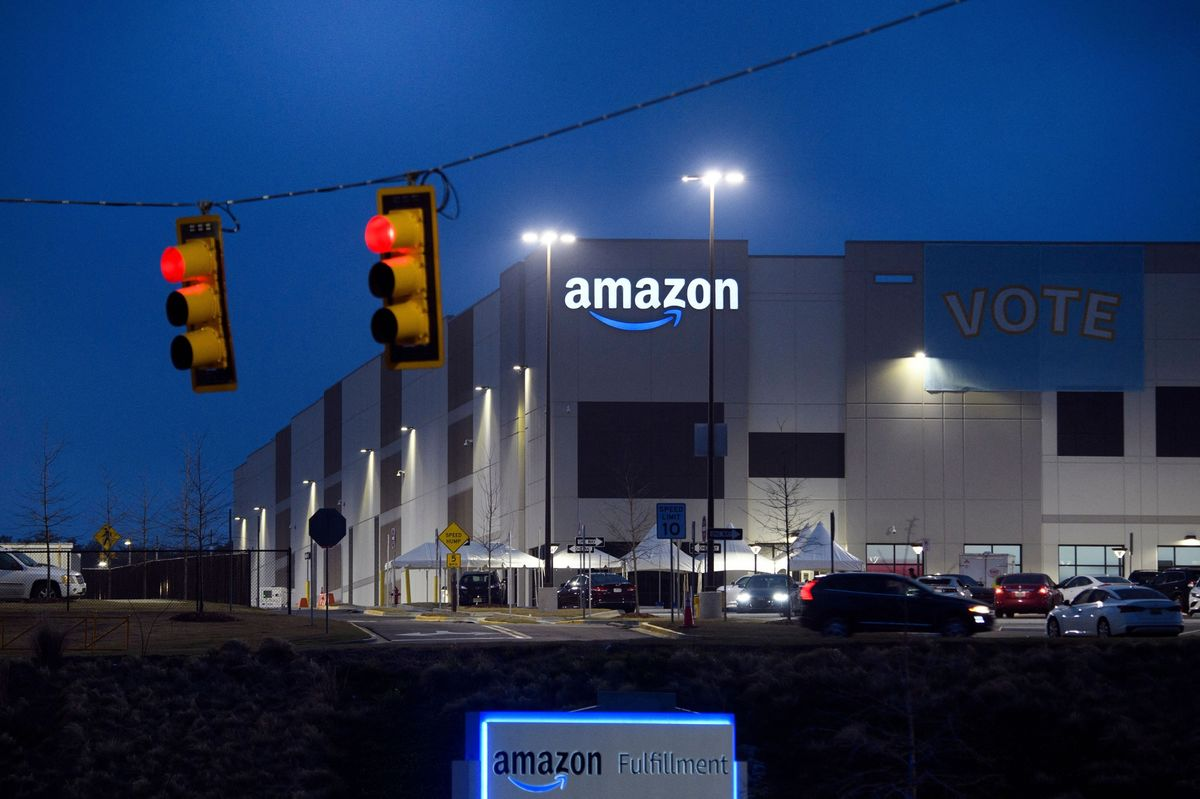 Amazon Union Election Should Be Re-Run, Labor Official Says