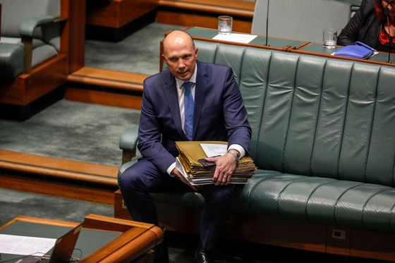 It'sGroundhog Day in Australia as Another PM Clingsto Job
