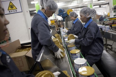 Mead Johnson to Danone Threatened in China Price Probe