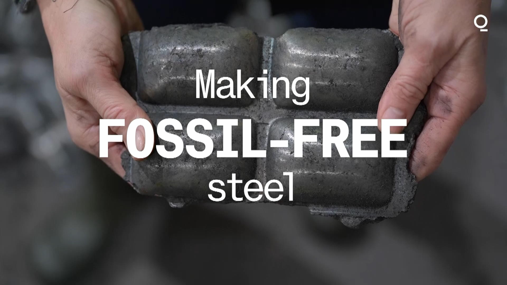 Making the World's First Fossil-Free Steel