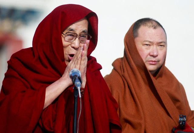 Dalai Lama banned from entering Mongolia, says foreign minister