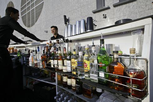 Diageo to Qatar Pouncing on India as Debt Woes Weigh on Sellers