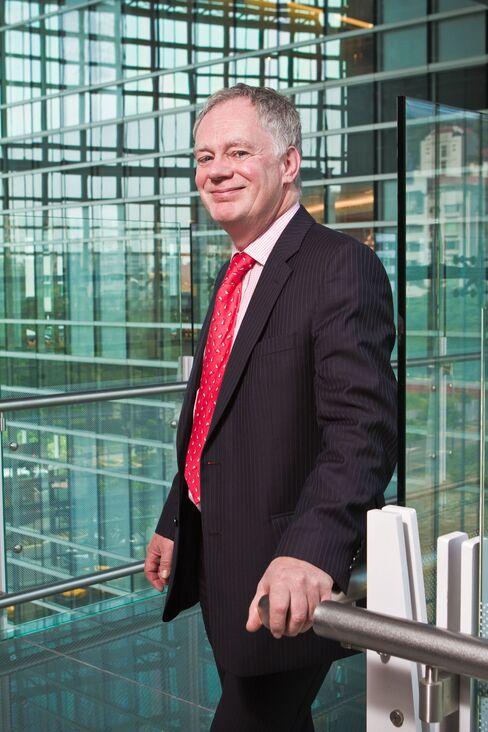 ARM Holdings Plc President Tudor Brown