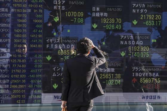 Nikkei Enters Bear Market to Extend Global Rout: Markets Wrap