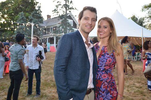 Greg Ammon and Stacy Volkov