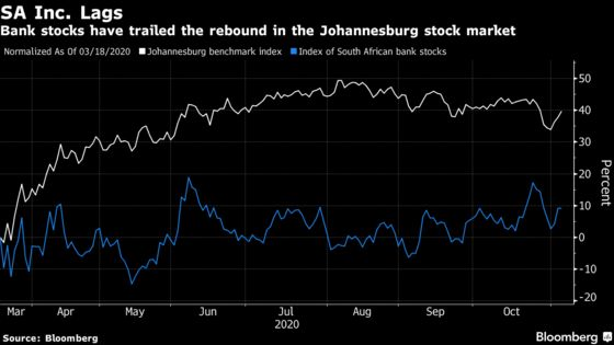 Old Mutual Sees Too Much Bad News Priced Into S. African Stocks