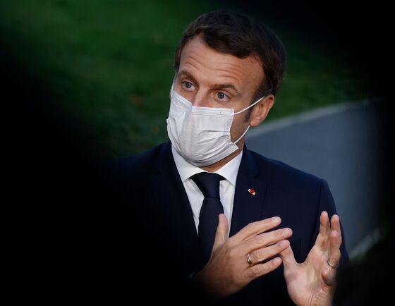 France Has Most Virus Deaths Since April as Macron Readies Curbs