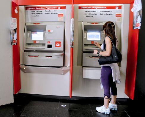 ATM Use in Brazil