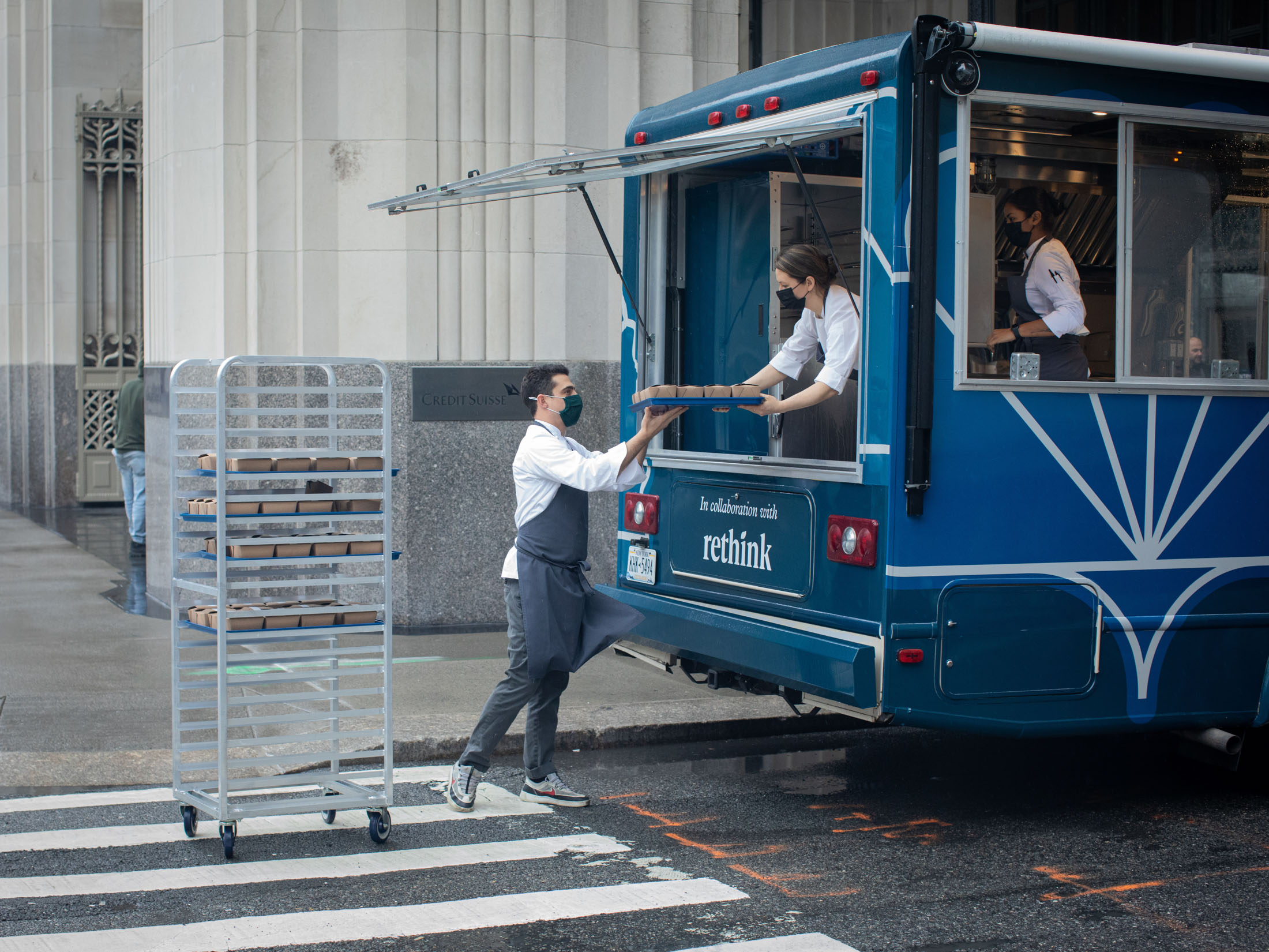 relates to A World's Best Restaurant Starts Food Truck Ahead of Reopening