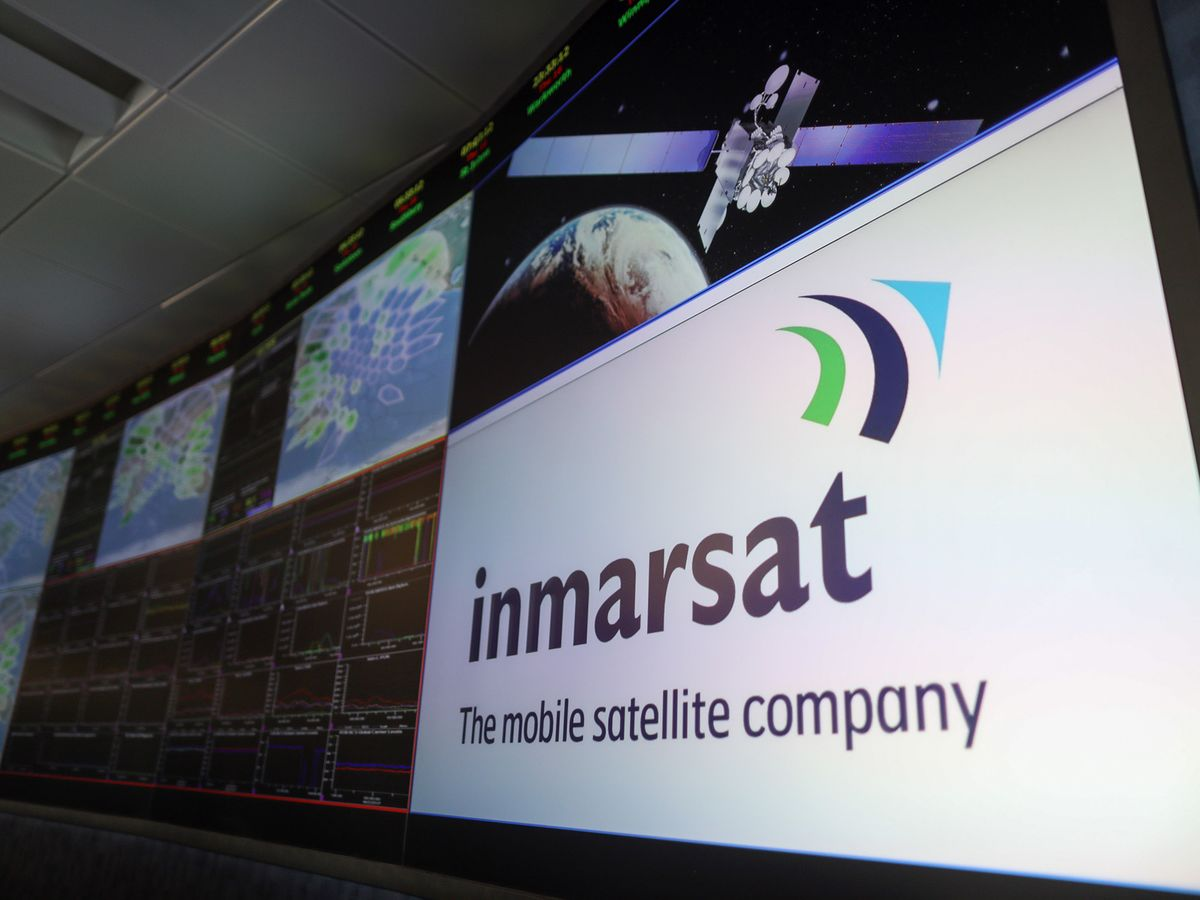 Inmarsat Challenges Musk and OneWeb With New Satellite Network