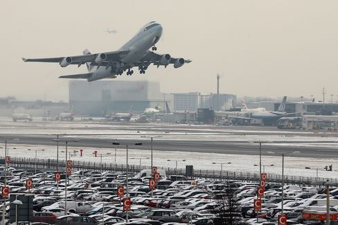 European Airports Seek Return to Normal Traffic After Snow Delay