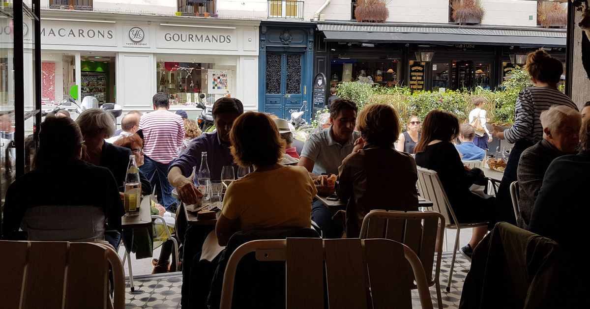 Paris's Local Restaurants Are Their Best in Decades