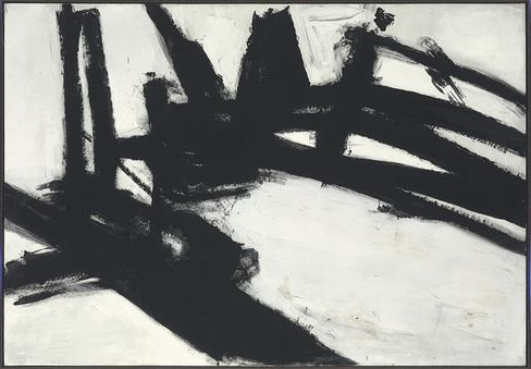 Franz Kline 'Untitled'